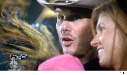 Connie Britton and Peter Berg - Friday Night Lights