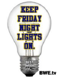 Friday Night Lightbulb