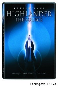 highlander source dvd