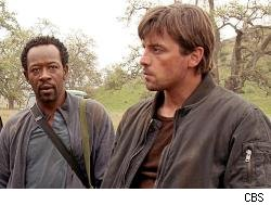 Lennie James & Skeet Ulrich