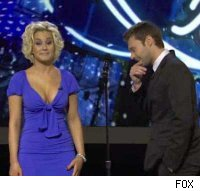 Kelly Pickler on American Idol Season 6
