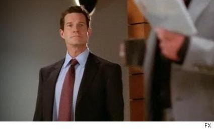 Dylan Walsh as Dr. Sean McNamara on Nip/Tuck.