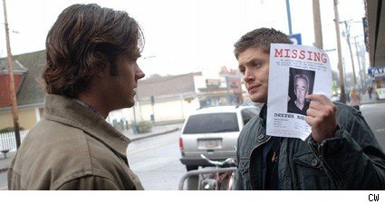Jared Padalecki and Jensen Ackles - Supernatural