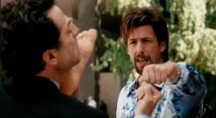 Adam Sandler is special agent/stylist Zohan