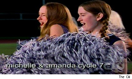 Michelle & Amanda from cycle 7.