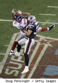 David Tyree's miracle catch