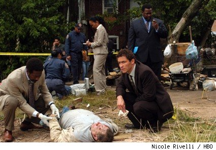 The Wire: -30- (series finale)