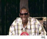 Flav laughs at the skanks.