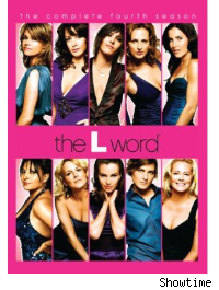 the l word season 4 dvd