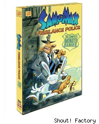 sam and max dvd