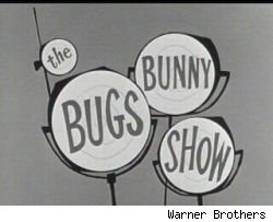 The Bugs Bunny Show -- one of the Saturday morning staples