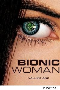 Bionic Woman DVD