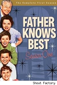Father Knows Best DVD