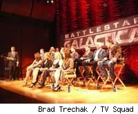 Battlestar Galactica cast