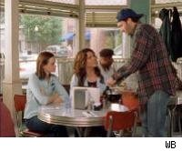 Gilmore Girls - diner