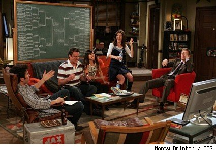HIMYM: The Bracket