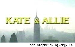 Kate and Allie logo