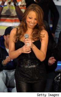 Mariah Carey on America's Got Talent