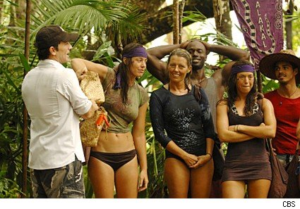 Making the pick on Survivor Micronesia