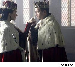Anne Boleyn and King Henry VIII