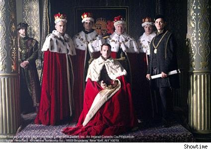 Jonathan Rhys Meyers stars as Henry VIII