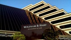 Should Eliot Spitzer choose Wolfram and Hart or another famous TV law firm