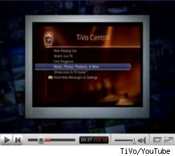 TiVo on YouTube