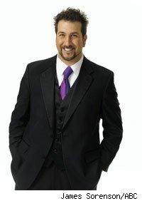 joey fatone; celebrity circus