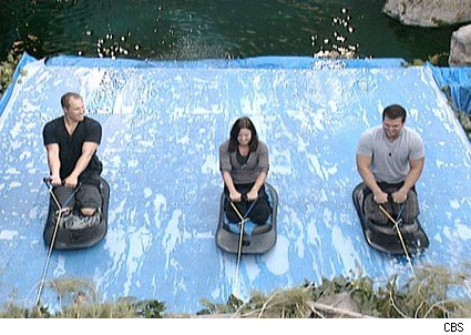 Adam, Sheila, and Ryan are up a creek on Big Brother 9