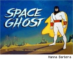Alex Toth's Space Ghost premiered in 1966.