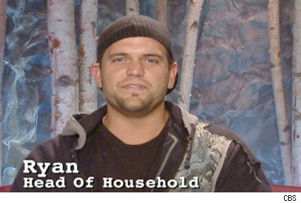 Ryan is the Head of Household this week in the BB9 house