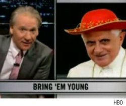 Bill Maher and the Pope