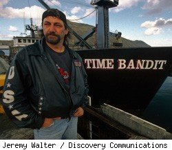John Hillstrand and Time Bandit from Deadliest Catch