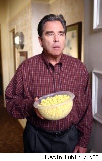 Beau Bridges as Earl's dad
