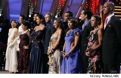 Dancing With The Stars final six