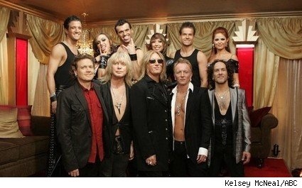 Def Leppard and the pros