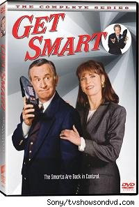 Get Smart DVD