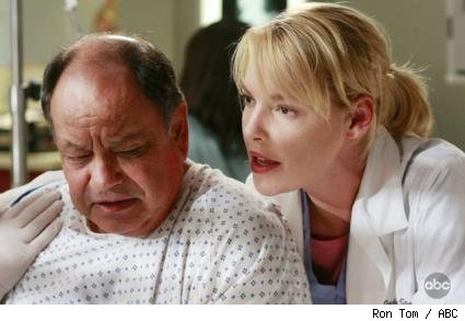 Grey's Anatomy: Cheech Marin and Katherine Heigl