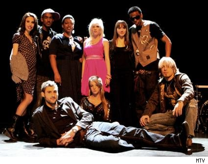the cast of Rock the Cradle