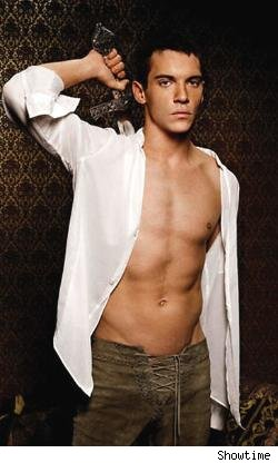 Jonathan Rhys Meyers in all his hotness.