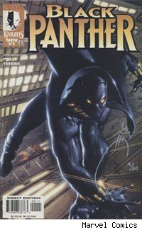 Marvel Comics' Black Panther