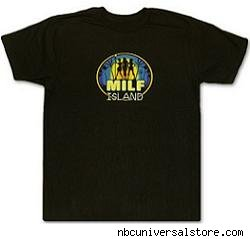 MILF Island shirt