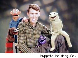 Jim Henson and his early friends