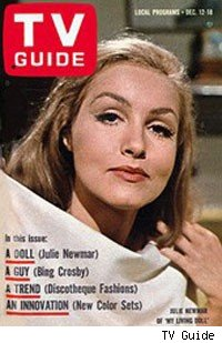 TV Guide with Julie Newmar