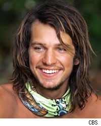 Jason from Survivor Micronesia