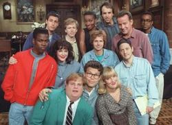 The SNL cast of the early 1990s -- one of the most successful during the show's run