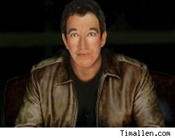 The very scary Avatar from Timallen.com