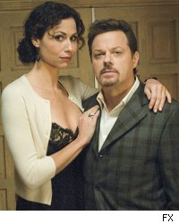 Minnie Driver and Eddie Izzard - The Riches