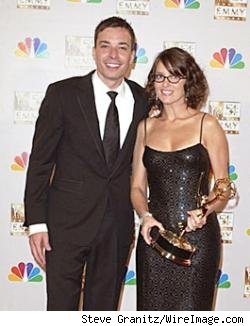 Jimmy Fallon & Tina Fey
