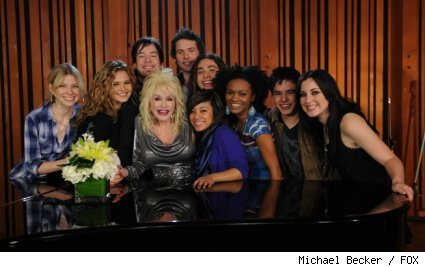 American Idol 7 Top 9 (w/ Dolly Parton)